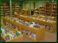 Mobile Book Browser Carts to match existing shelving at Westgate Elementary School