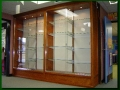 Display Case at Westgate Elementary School